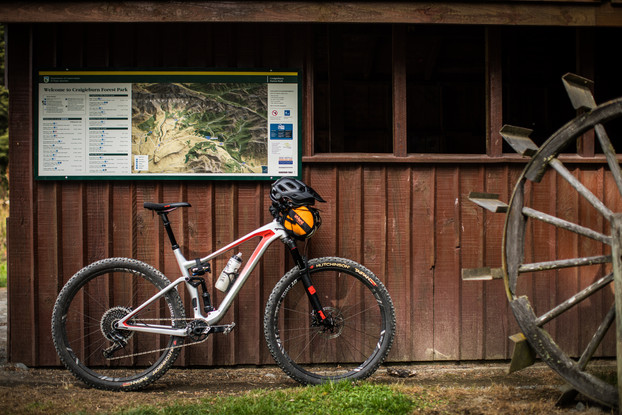 BMC Speed Fox 01 New Zealand's South Island ride test adventure