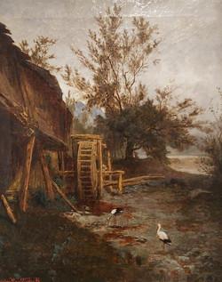 Karlinsky Anton Hans - Alte Mühle
