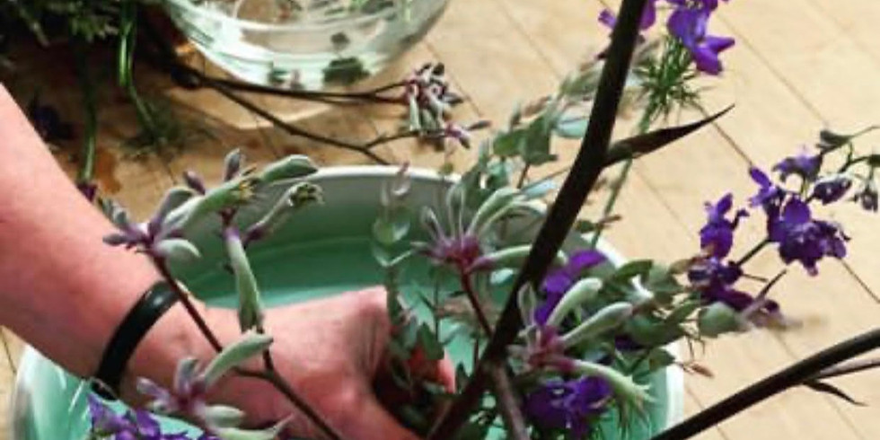 Ikebana - Japanese Flower Arranging