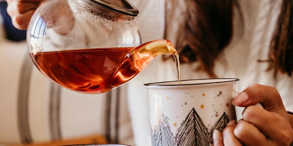 Morning Tea on 18th June