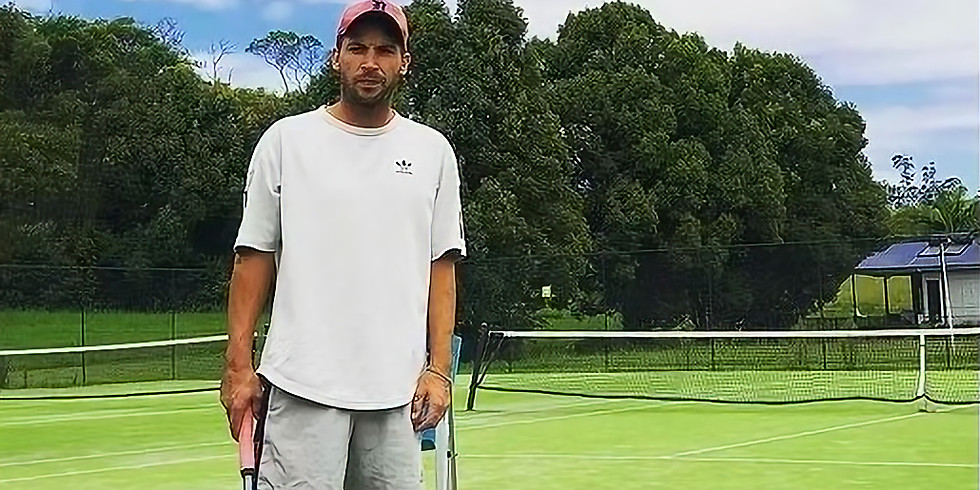 Learn to Play Tennis with Jack