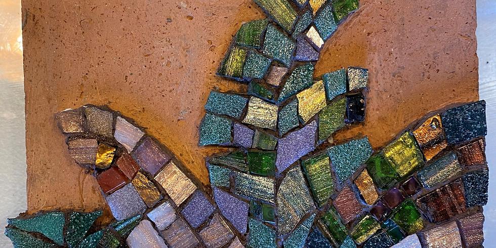 Mosaic Course at Villa Rustica