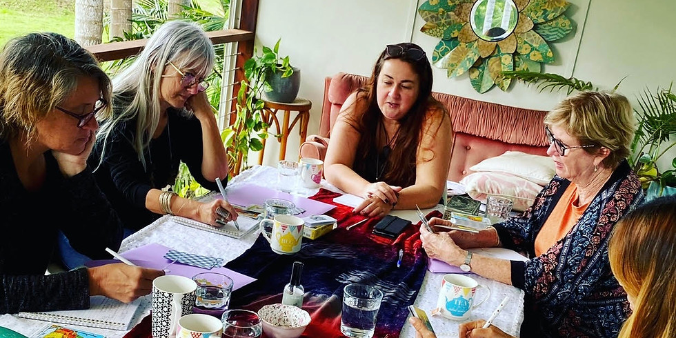 Intro to Tarot with Tamsin Wolfe