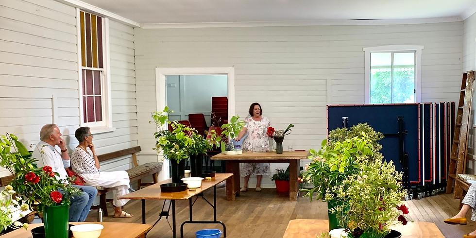 Ikebana Flower Arranging Workshop