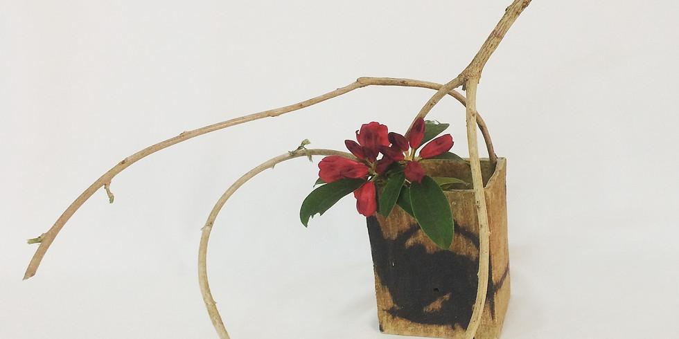 Intro to Ikebana Flower Arranging