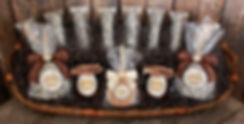 Corporate Caramel Apple Gift Basket