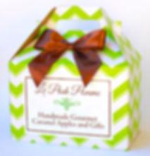 Caramel Apple Gift Basket