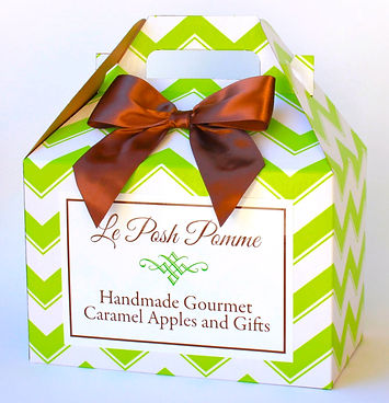 Caramel Apple Gift Basket