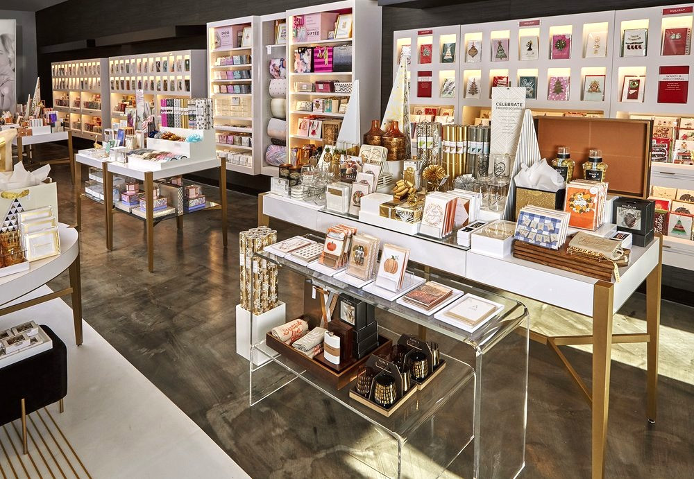 A look inside a traditional brick and mortar retail store
