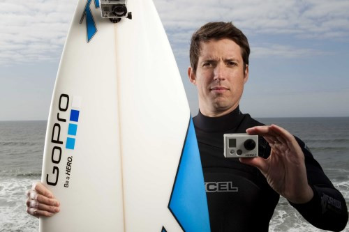 Tech disruptor and Go Pro Billionaire Nick Woodman