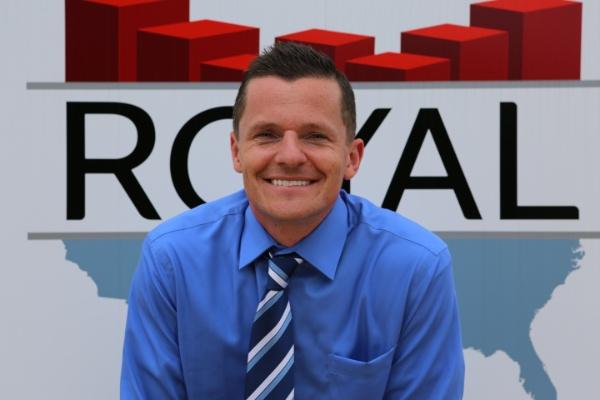 Jamie Leeper Royal Services Director of Business Development