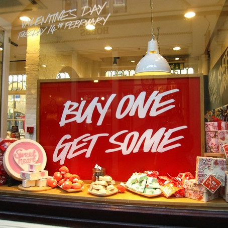 Why Retailers LOVE Valentines Day