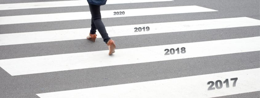 Stepping ever closer to 2019
