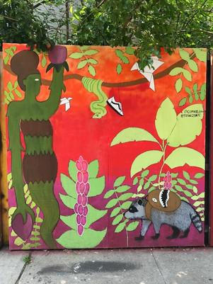 Urban Jungle (Mural)