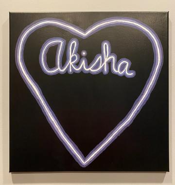 Akisha