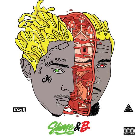 Slime & B cover art remake