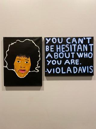 Jimi Hendrix with Viola Davis quote