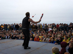 Fair and Festival Comedy Jugglers
