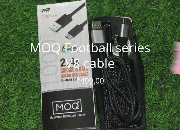 MOQ Football series V8 cable