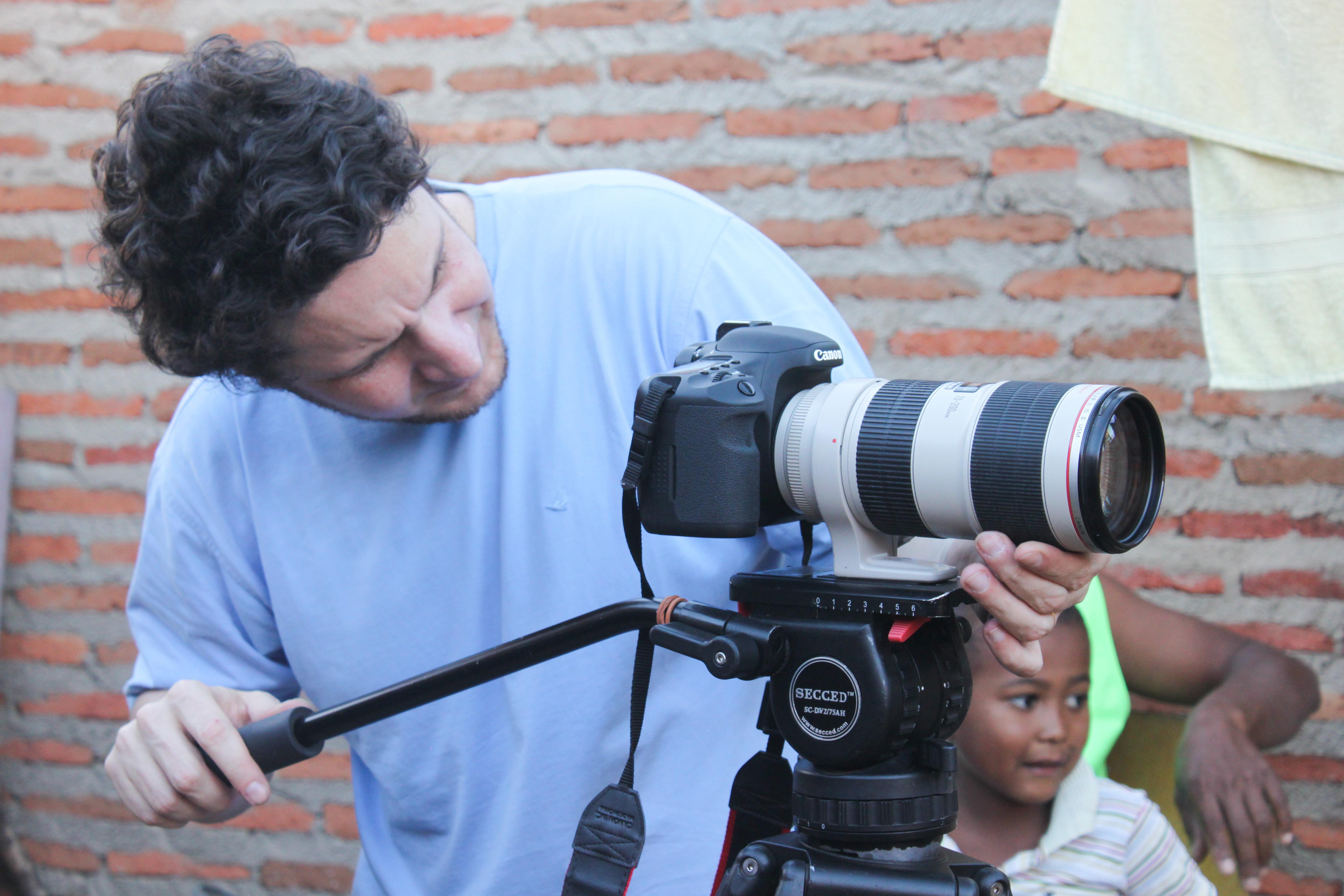 Bruno Tiezzi, diretor de fotografia