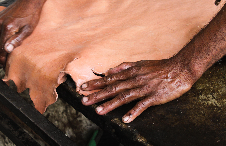 Tratando o couro