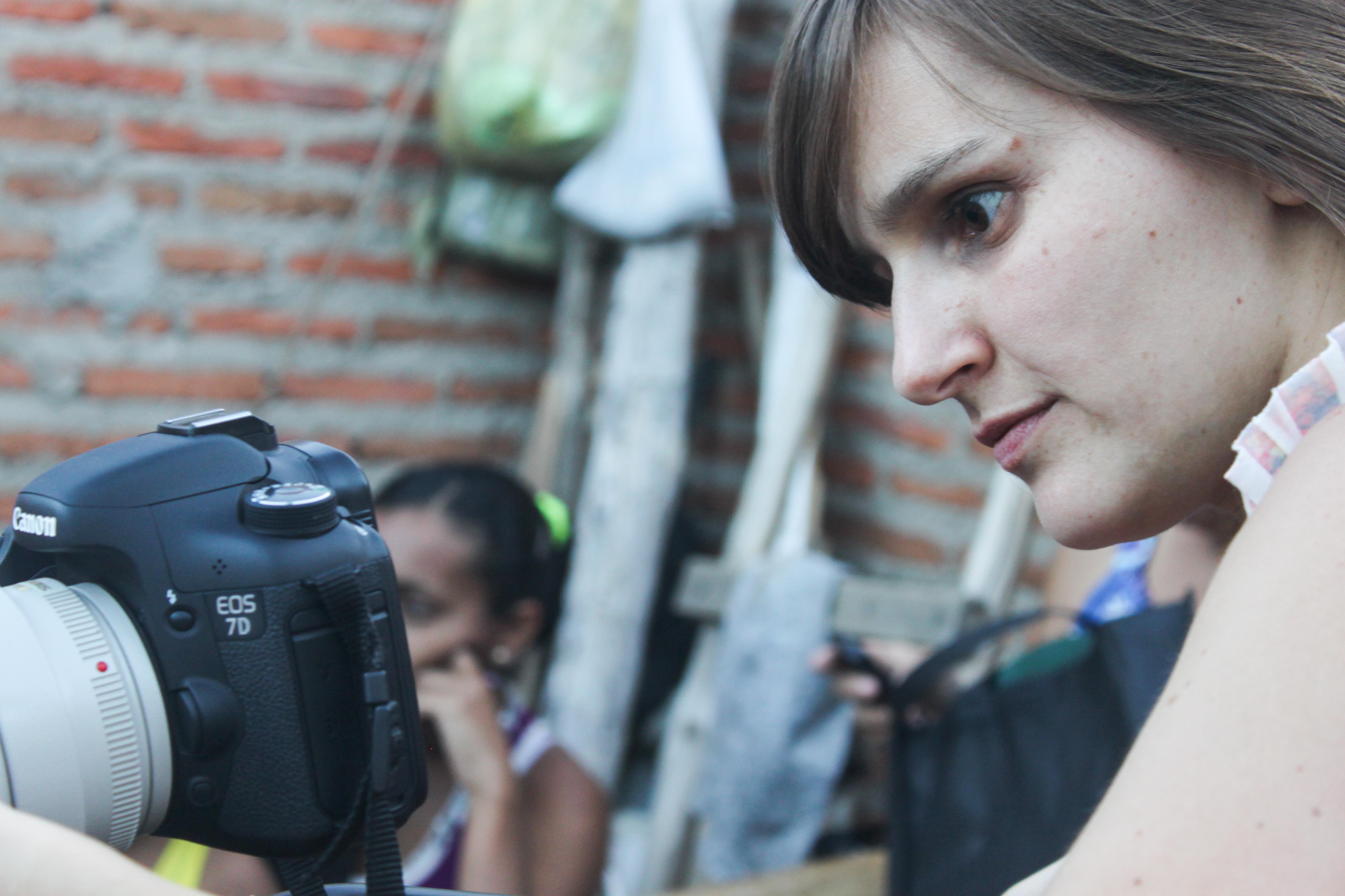 Adriana Yañez, diretora