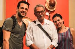 Antonio Lino, Espedito e Paula Dib