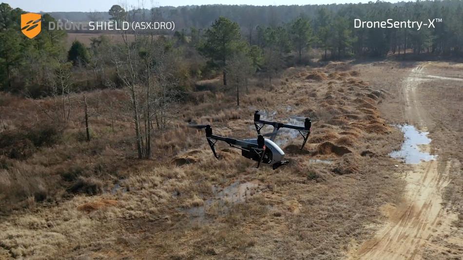 DroneSentry-X
