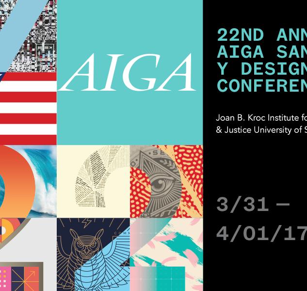 AIGA Y22 Design Conference