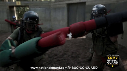 SC Army National Guard Commercial Spot 2
