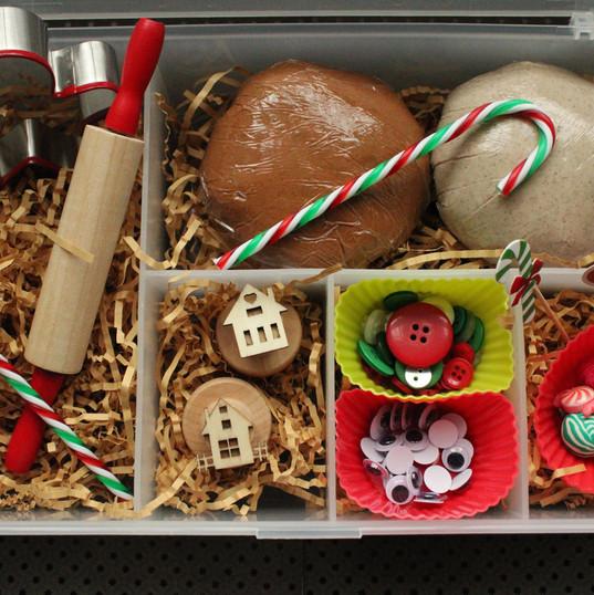 Gingerbread Box *Holiday 2020*