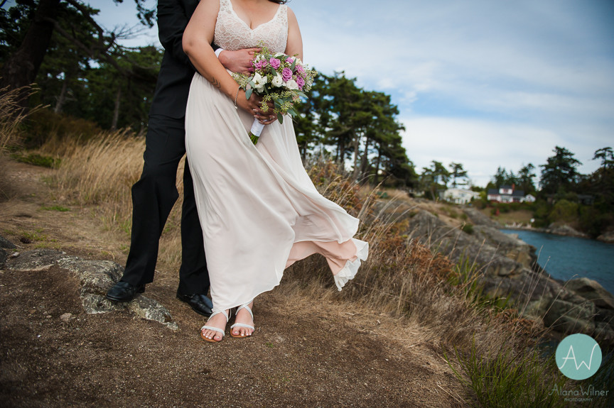 Saxe Point Park Wedding Photography