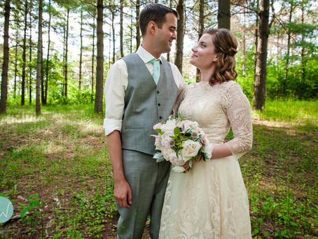 Jenn & Glenn Sneak Peek - Langdon Hall Wedding Photography