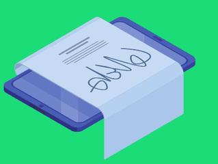 A assinatura eletrônica como aliada na transformação digital