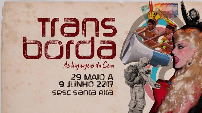 MOSTRA TRANSBORDA em Recife