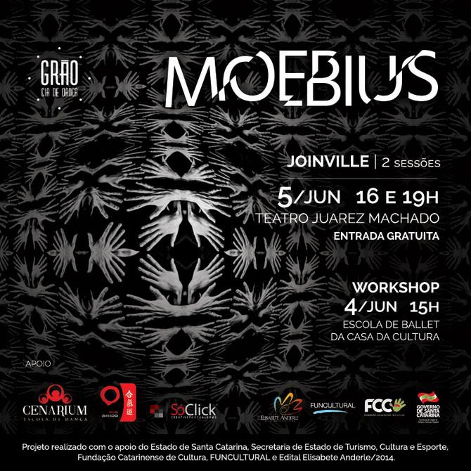MOEBIUS em Joinville