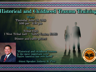 Historical and Childhood Trauma Training