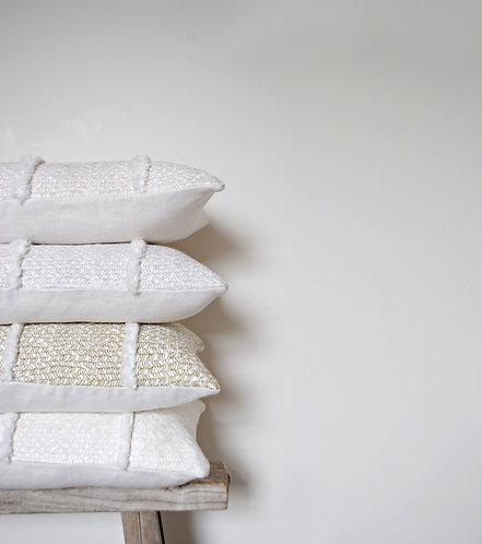 North Berwick Lido Cushion - Panels