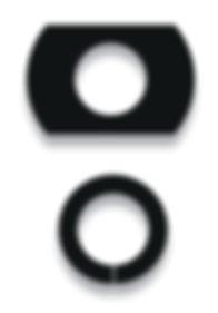 HANDMASTER™ locating/centralising rings