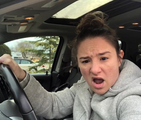 DRIVING MISS PISSY