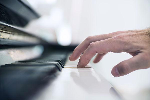 Playing Piano