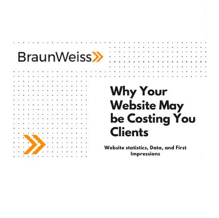 BraunWeiss Blog