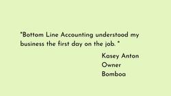 Kasey from Bomboa