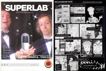 Superlab Revista_Historieta