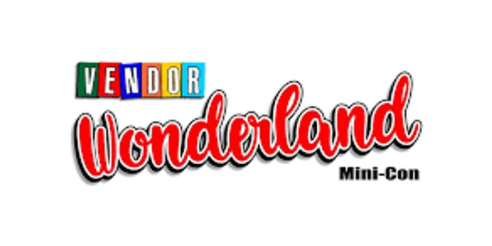 Vendor Wonderland Cosplay Holiday Event
