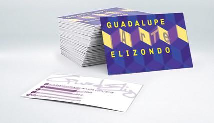 Guadalupe Elizondo Arte_Tarjetas persona