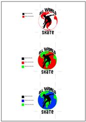 All World Skate_Logo/Iso