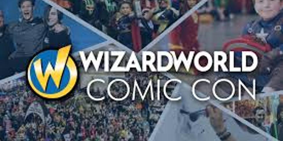 Wizard World Comic Con Portland