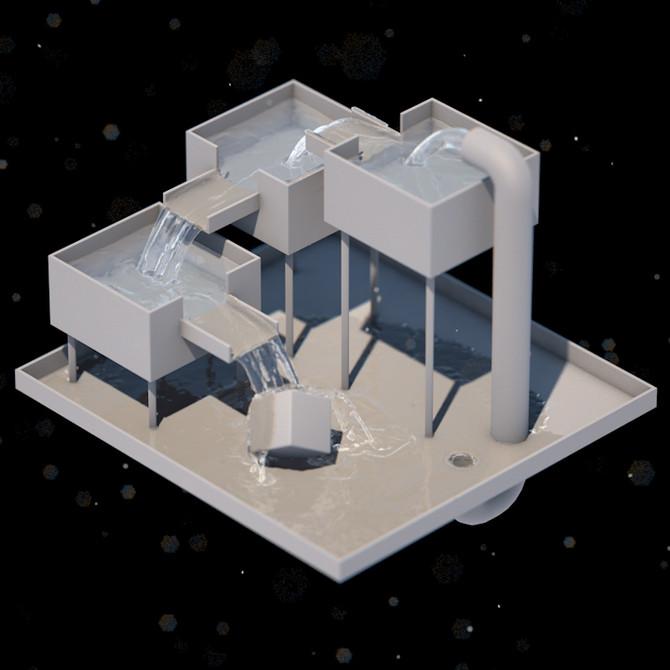 Simulation de fluides dans C4D gratuitement