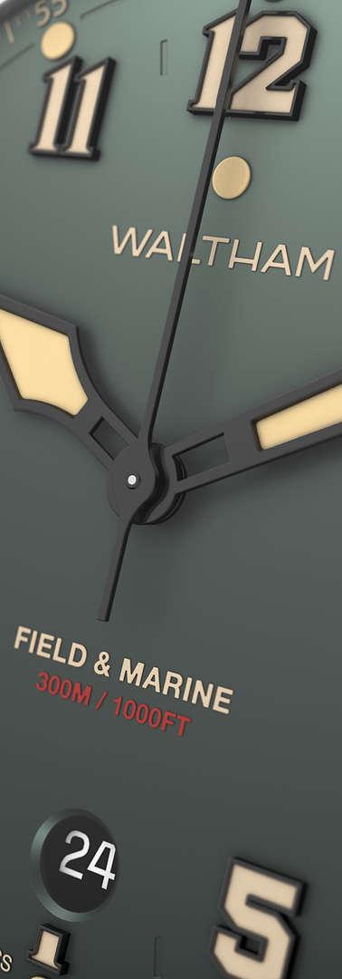 Waltham Field & Marine